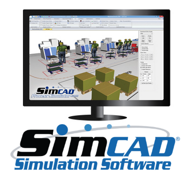 Simcad Pro Simulation Software