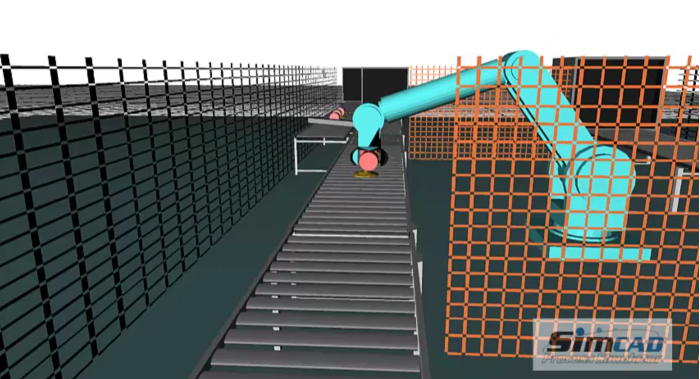 manufacturing robotics assembly simulation