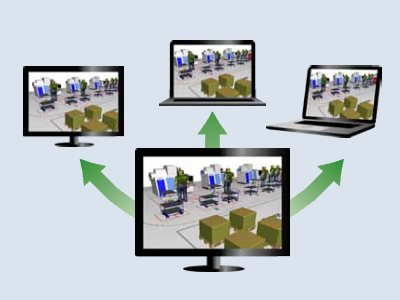 Simulation Collaboration Software