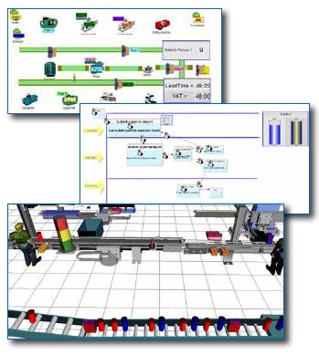 High Mix Manufacturing Simulation