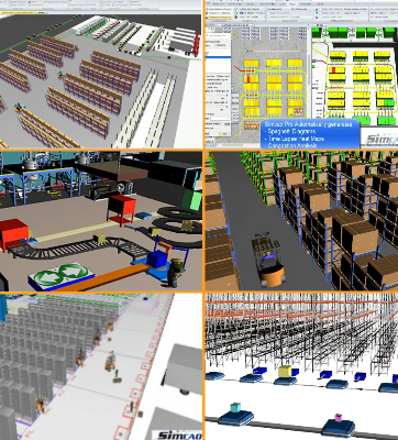 Process Modeling and Simulation Gallery